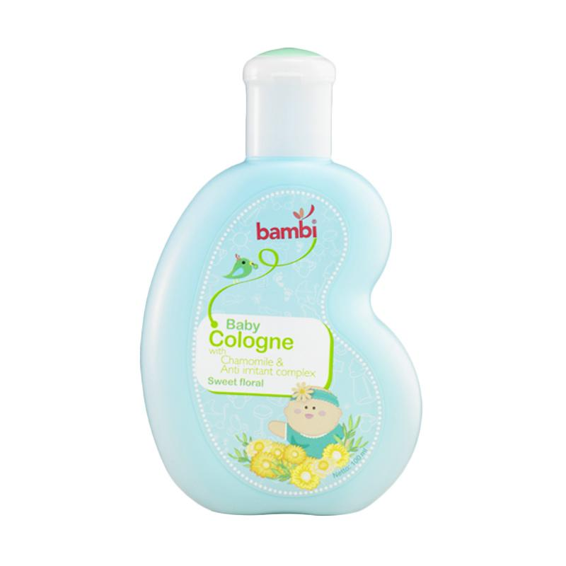 Bambi Baby Cologne Sweet Floral [100 mL]