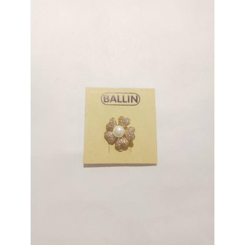 Ballin - Women Brooch LF BRTS00026F8G Gold