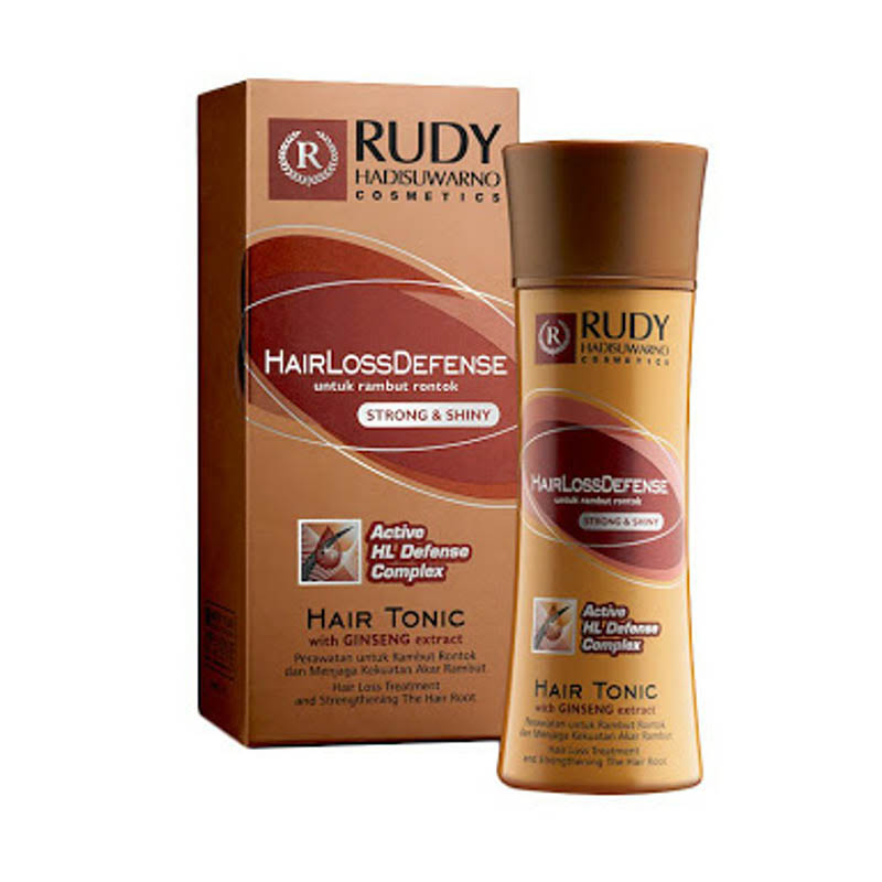 Rudy H.Tonic Ginseng Hair Loss Defense 100Ml