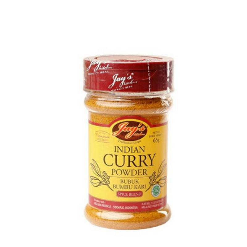 JayS Indian Curry Powder65Gr