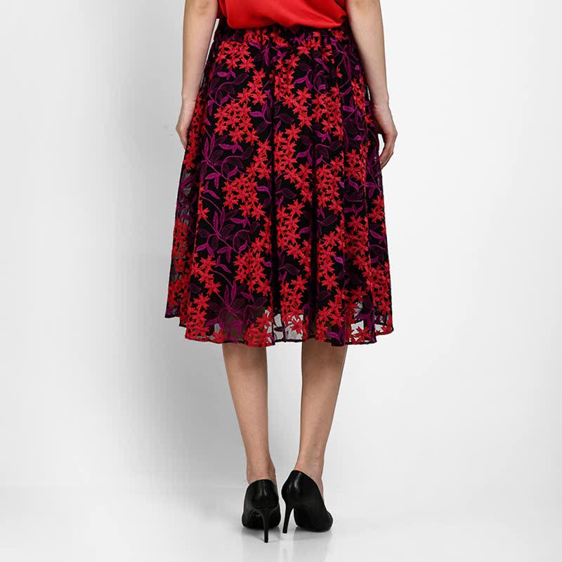 Basa Charlize Skirt Brokat
