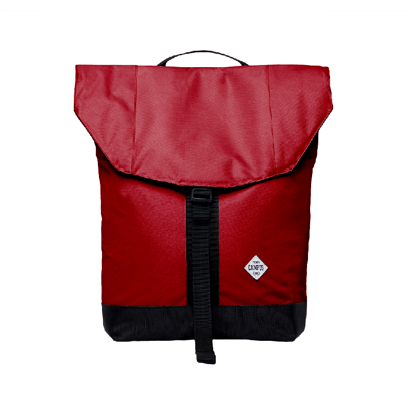 NOKN Bag Campus Backpack Chili Red