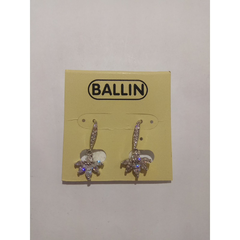 Ballin Women Earing FFNE0013S Silver