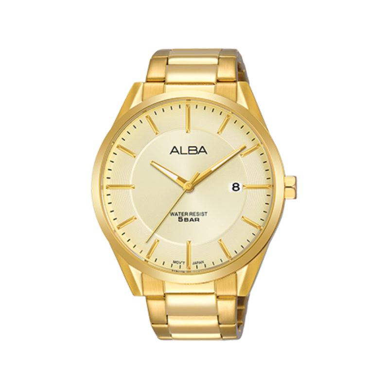 Alba AS9G42 Analog Men Watch