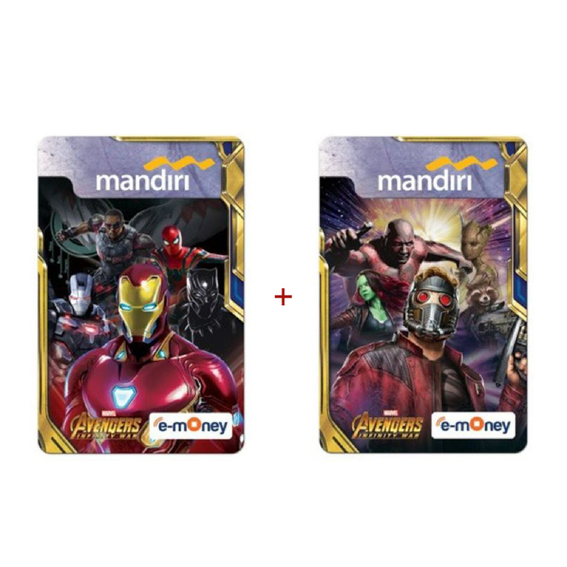 Avengers - Iron Man + Starlord