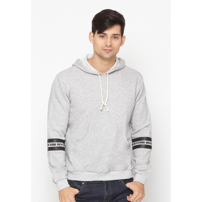 Ornith Grey Hoodie Jacket By Ornith Grey