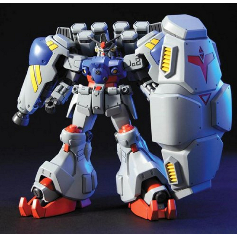 Gundam HGUC 1-144 Gundam GP02A Mlrs Custom