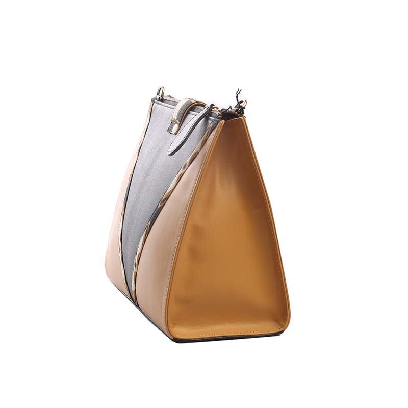 Warnatasku Shoulder Bag WT180205 Coklat Hitam