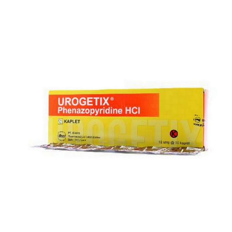 Urogetix 100 mg Kapsul