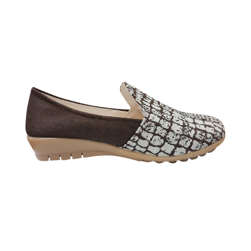 Anyolorich Flat Shoes RICH 188 Brown