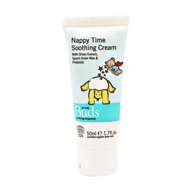 Buds Organics Nappy Time Soothing Cream [50 mL]