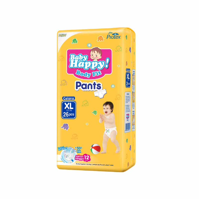 Baby Happy! Popok Celana Xl 26S