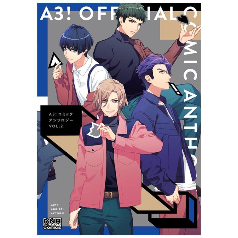 A3! Comic Anthology 2 (Japanese Version)