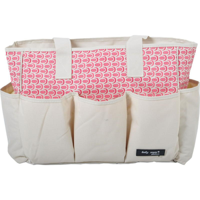 Baby Scots PlatinumScots Mommy Bag 041MB041 White