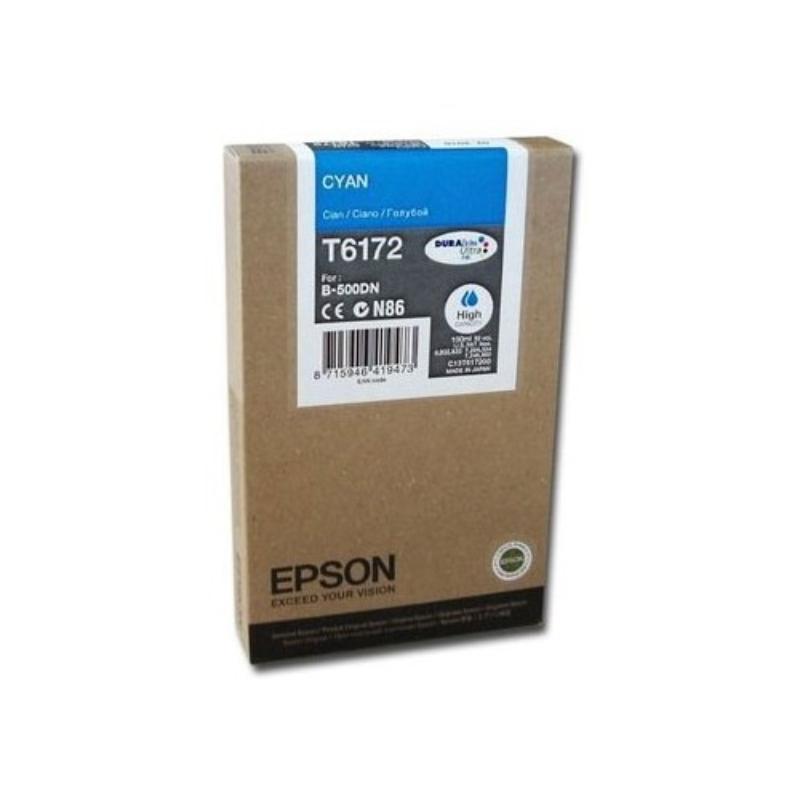 Epson Cyan  Ink Cartridge For Ctrg 500DN,510DN high Capacity