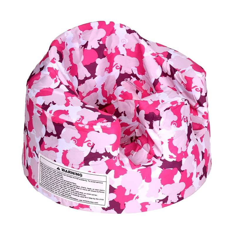 Bumbo Floor Seat Cover - Pink