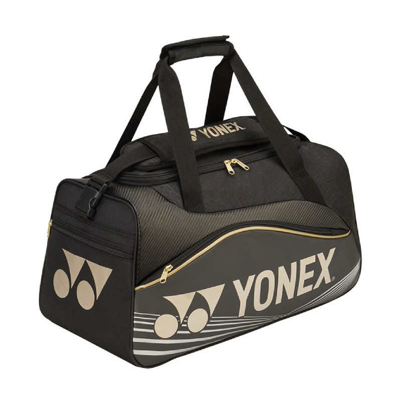 Yonex Bag9631Ex Tas Raket Pro Medium Sized Boston Tenis Badminton - Hitam