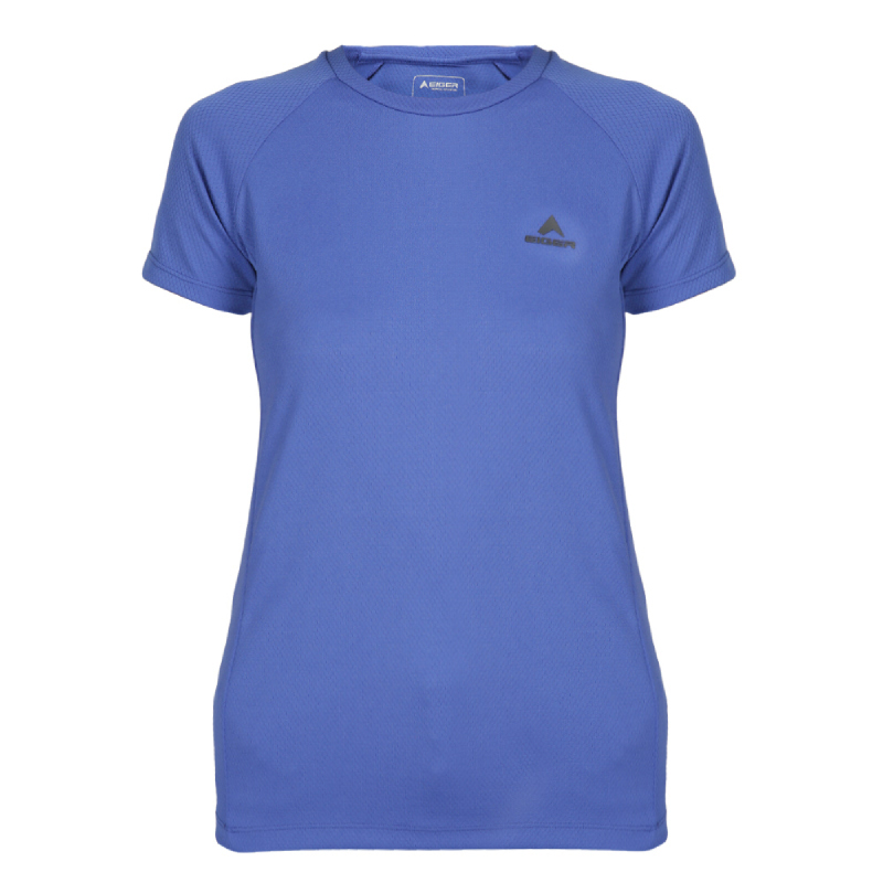 Eiger WS Sweat It Off Running T-shirt - Blue