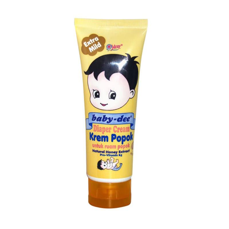 Baby Dee Cream Popok Tube Honey 100Gr