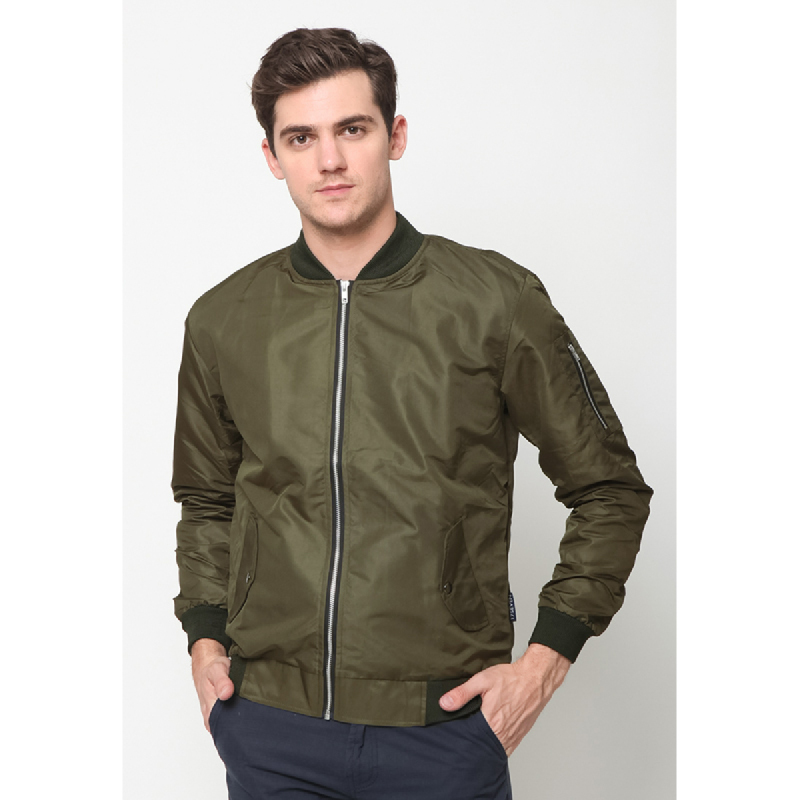 17Seven Jacket Bomber Rooney Army