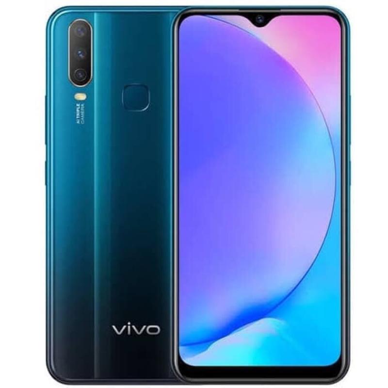 VIVO Y15 (4-64GB) Phantom Black
