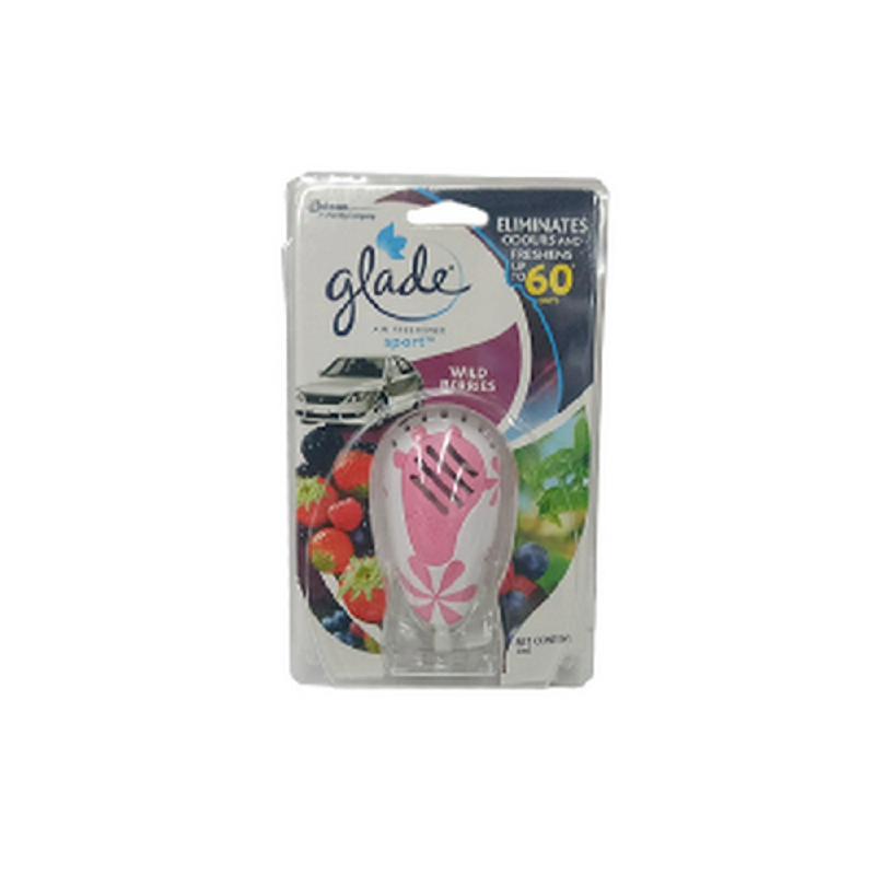 Glade Sport Wild Berries Regular