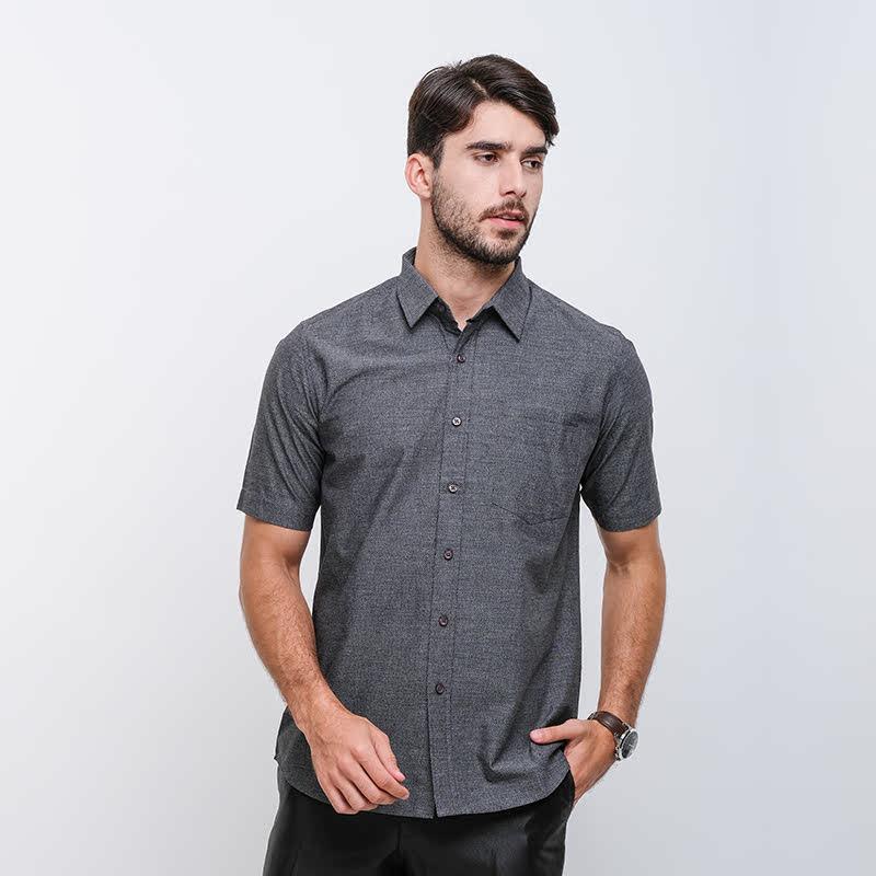 Gianni Visentin Slim Shirt Abu