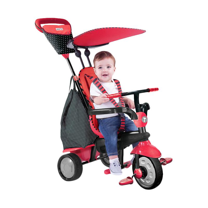 SmarTrike Glow Sepeda Anak - Red