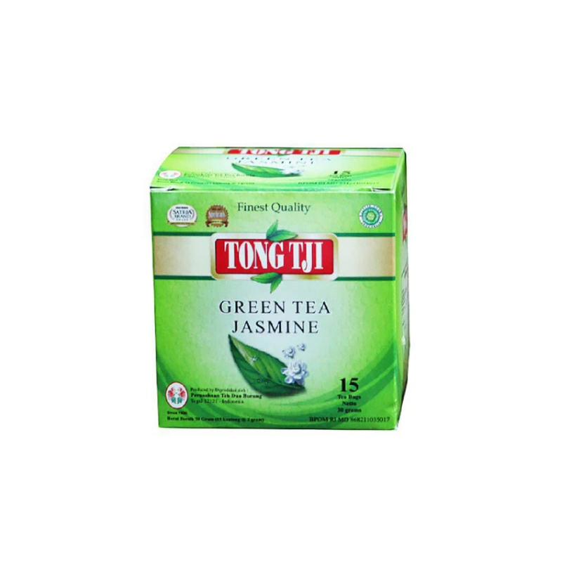 Tong Tji Green Tea Jsmin 15X30G