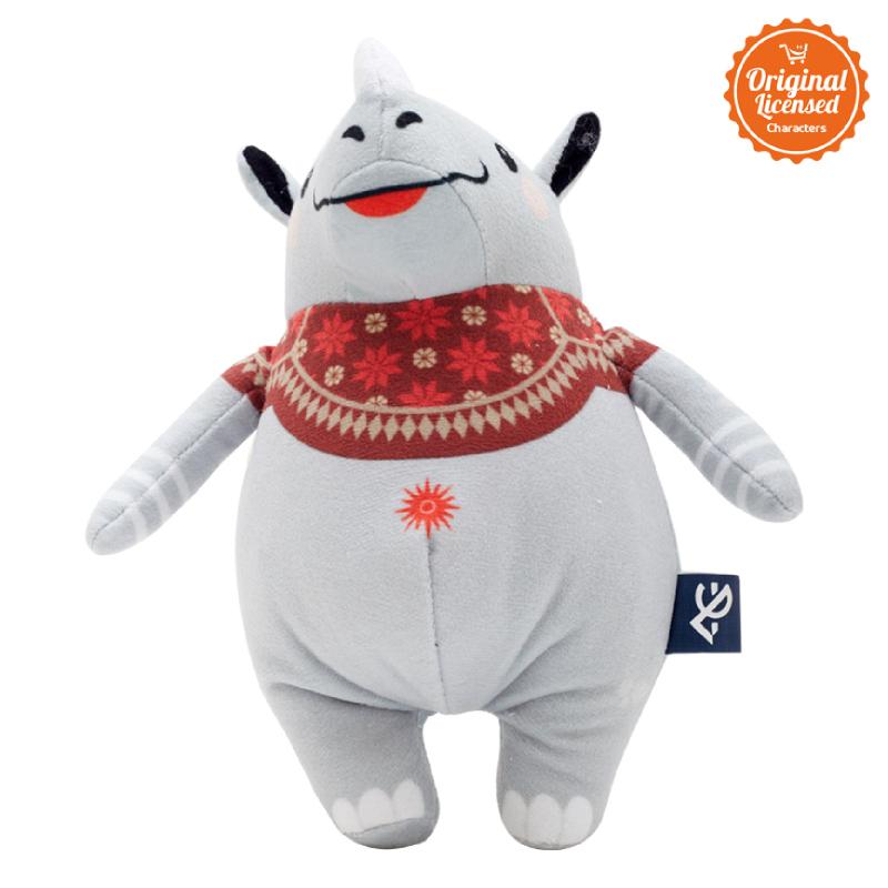 Asian Games 2018 Plush Kaka Printing 8 Inch