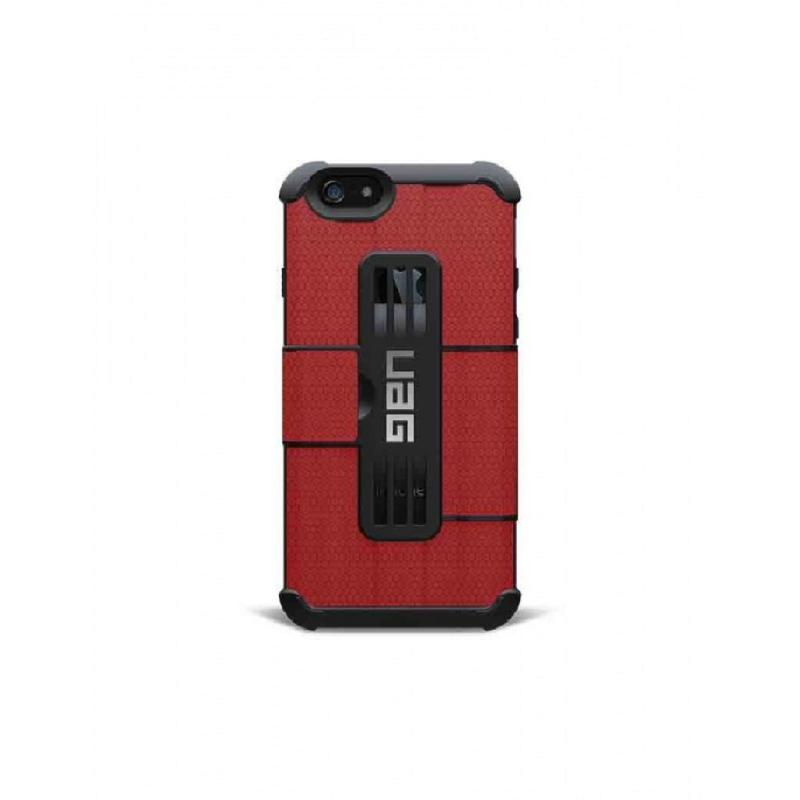UAG iPhone 6 Folio Case - Merah