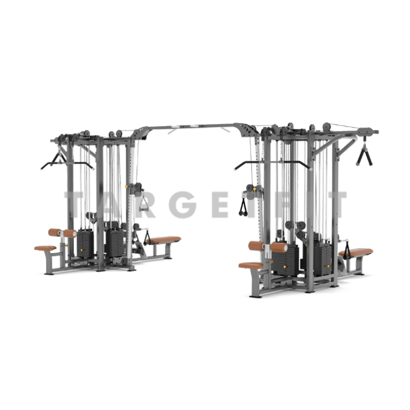 Anyfit 9 Stack Multistation Gym