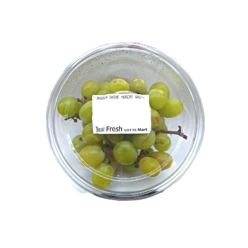 Anggur Shine Muscat Green 1 Kg