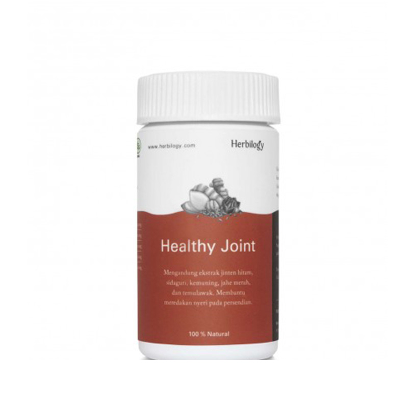 Herbilogy Healthy Joint Capsules 100 g
