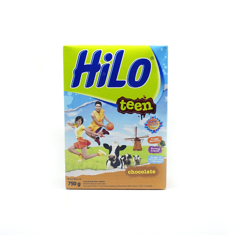 Hilo Teen Coklat 750G