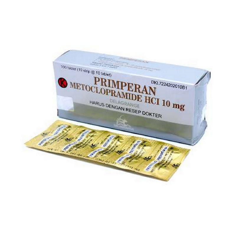 Primperan 10 mg Tab