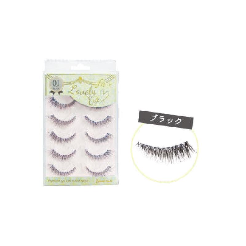 Lucky FLE 981 False Eyelash (5 pairs)