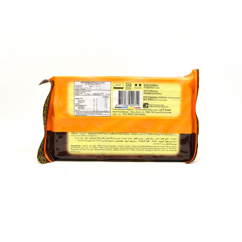 Hatari Twins Chocolate Orange 200G