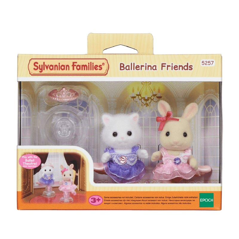 Sylvanian Families Ballerina Friends ESFA52570
