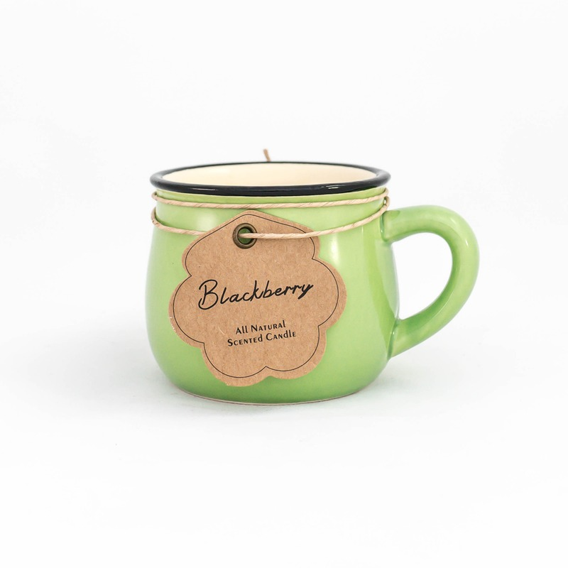Asna Blackberry Scented Candle