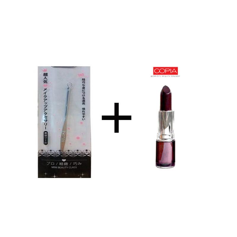 Beaute Recipe Acne Stick 1073-1 + Be Matte Lipstick Grape Wine