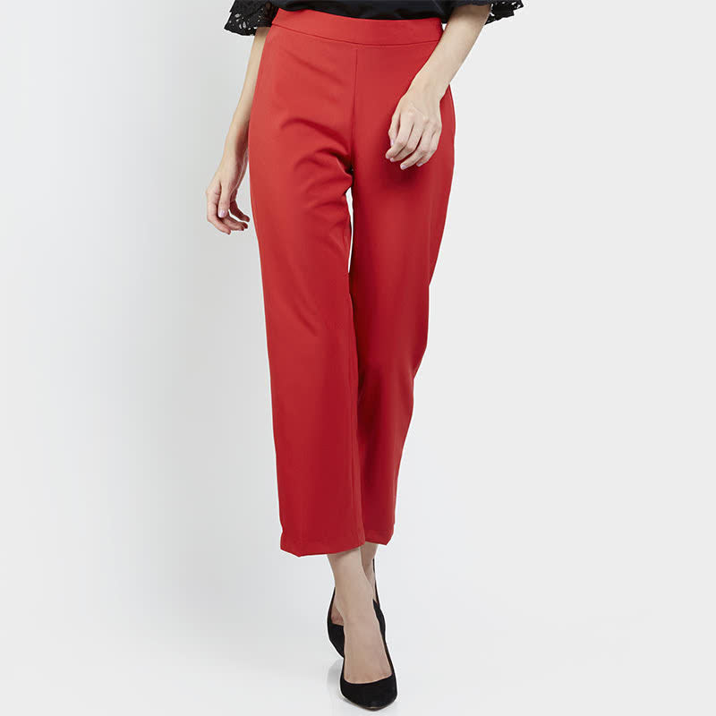 Eprise Long Pants 5514930111350121 Red