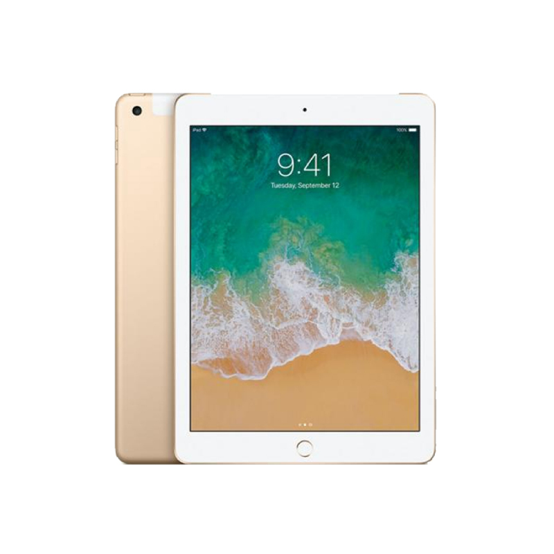 APPLE iPad Wi-Fi and Cellular 9.7inch - 32GB - Gold - MPG42PAA