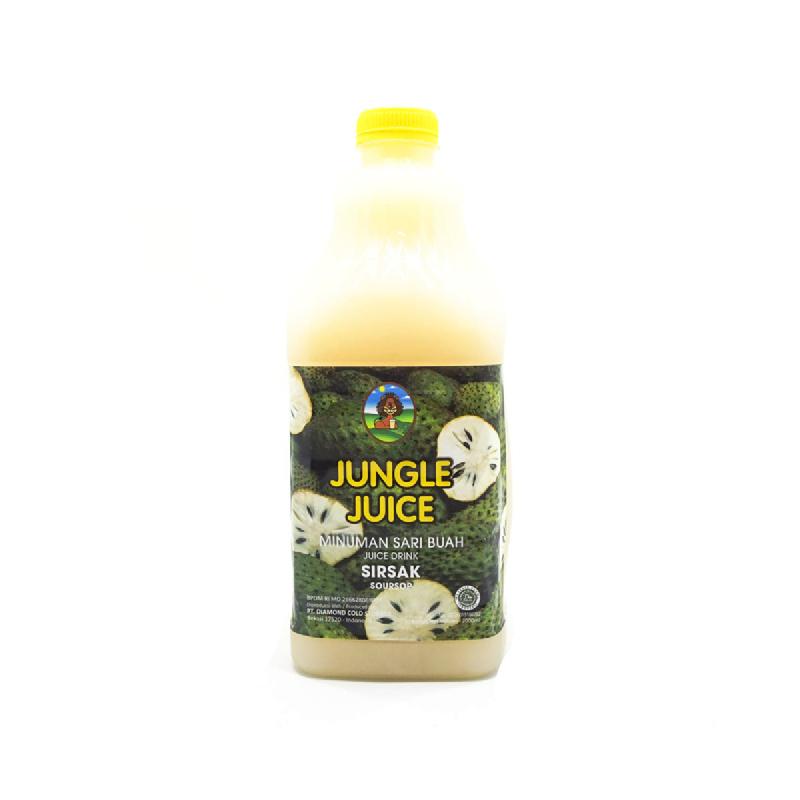 Jungle Juice Sirsak 2 Lt