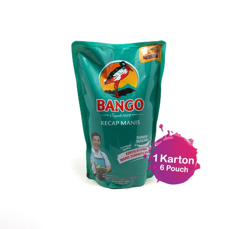 Bango Kecap Manis 1.2L (B2B)