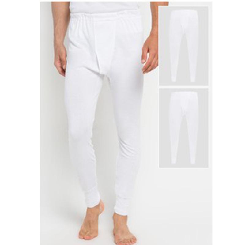 Gunze Longjohn Men Bottom SV31022 White
