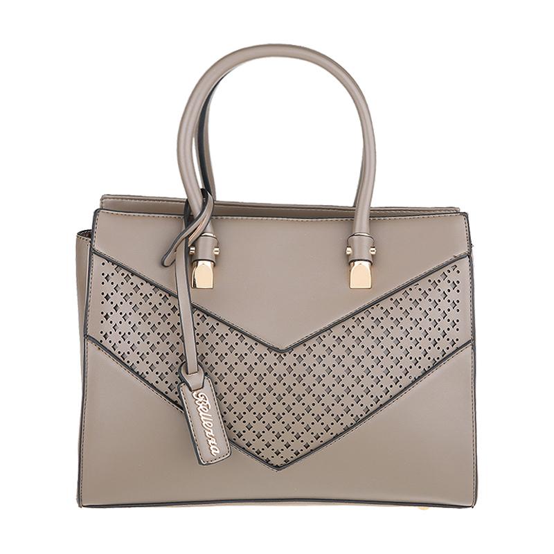 Bellezza Hand Bag 2077-38 Khaki
