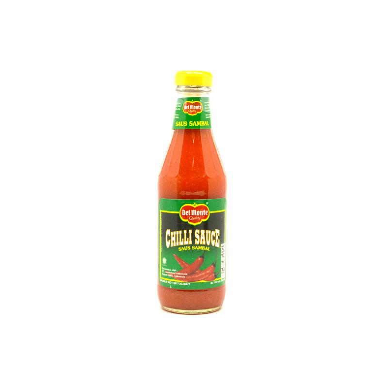 Del Monte  Chili Sauce (B) 340 Ml