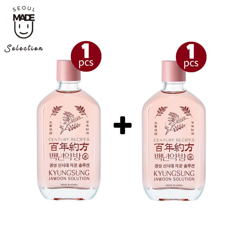 Baeknyeonyakbang Kyunsung Jawoon Solution 110ml (1+1)