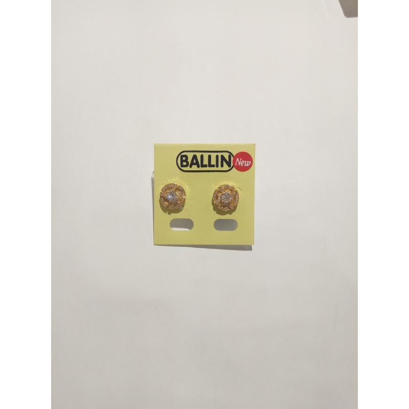Ballin - Women Earring FF E0147G Gold